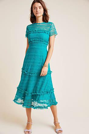 Vone Dashing Lace Midi Dress