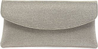 Peter Kaiser Mabel Womens Clutch Bag One Size Sand Shimmer