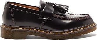 Comme Des Garçons Comme Des Garçons Comme Des Garçons - X Dr Martens Adrian Tasselled Leather Loafers - Womens - Black