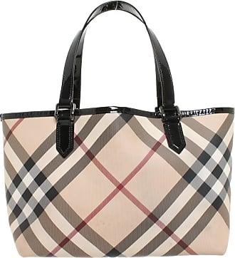 d8a18ffa025e2 Burberry gebraucht - Shopper - Damen - Bunt   Muster