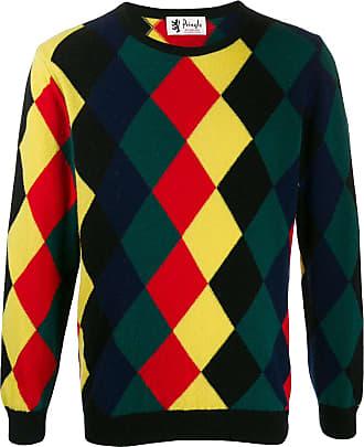 Pringle Of Scotland Suéter de tricô com padronagem - Verde
