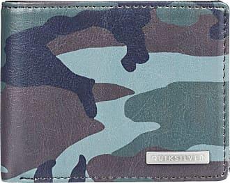 Quiksilver Mens Freshness Wallets, Kalamata, Dimensions: Medium 4.1 3.3 [h] / 10.5[w] x 8.5[h] cm