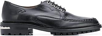 Toga Archives Sapato derby com cadarço - Preto