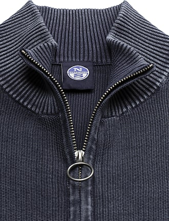North Sails Zip-Up Cardigan