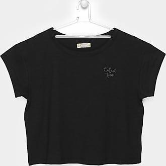 679447768 Colcci Fun Camiseta Infantil Colcci Cropped Feminina - Feminino