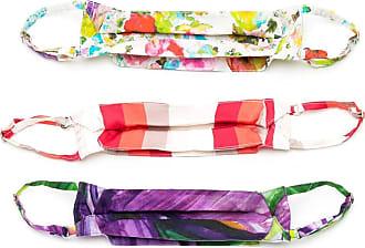 Amir Slama Dreiteiliges Mundschutz-Set - Mehrfarbig