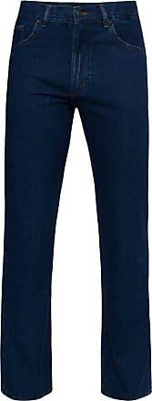 Pierre Cardin Calça Jeans Azul Médio Pure Cotton 52