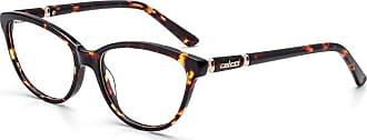 Colcci Óculos de Grau Colcci C6069 F21 52 Tartaruga Marrom Lente Tam 52