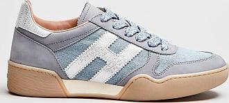 Rabaini Hogan - Sneakers Retro - Azzurro