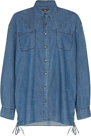 3x1 Camisa jeans Corin - Azul