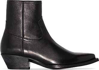 Saint Laurent Ankle boot West - Preto