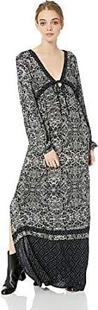 ONeill Juniors Echo Printed Woven Tank Dress