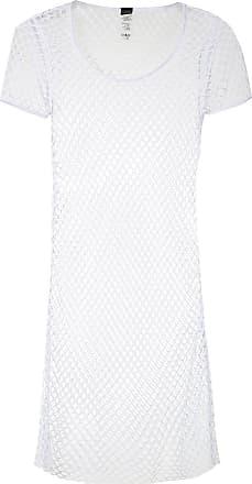 Amir Slama Vestido - Weiß