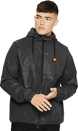 Ellesse Jacket Lightweight Hooded Calimera Full Zip - Reflective - XXL