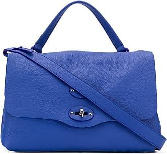 Zanellato Postina Pura tote bag - Blue