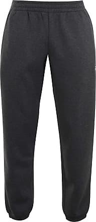 Lonsdale Mens Essential Joggers Fleece Jogging Bottoms Trousers Pants Zip