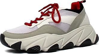 Damannu Shoes Tênis Chunky Luma - Cor: Branco - Tamanho: 34
