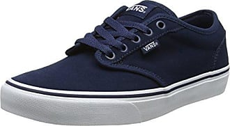 scarpe vans blu e nere