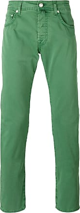 Jacob Cohen tapered jeans - Green