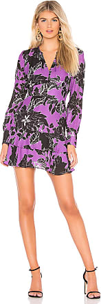Parker Hayley Dress in Purple