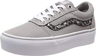 scarpe tela vans donna