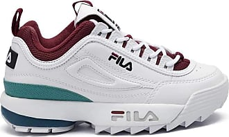 Fila Disruptor CB W Shoes White/Rhubarb