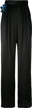 Christopher Kane Calça cintura alta - Preto