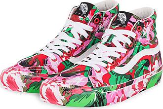 Kenzo Hightop-Sneaker - ROSA/ GRÜN/ ROT