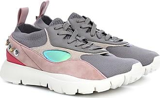 Valentino Heroes Her embellished sneakers
