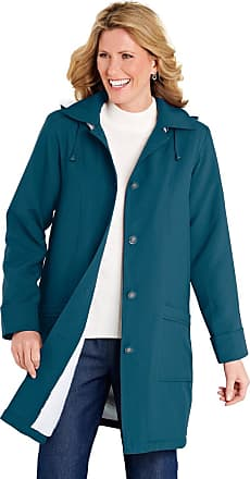 Chums Ladies Womens Shower Jacket Teal 26