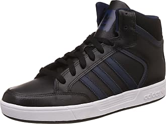 sports shoes dd1a3 6113c adidas Mens Varial Mid Hi-Top Trainers, (Core Black Collegiate Navy