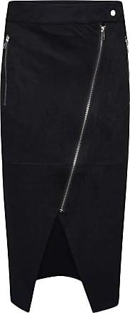 Religion Clothing Womens Taurus Skirt Jet Black (8 (Manufacturer Size:8))