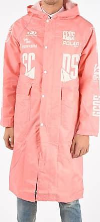 GCDS Hooded Raincoat size Unica