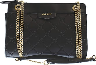Nine West 109311 Womens Faux Leather Handbags - - One size