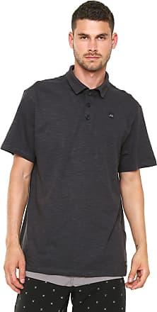 Oakley Camisa Polo Oakley Reta Blend Cinza de846cdc00f36
