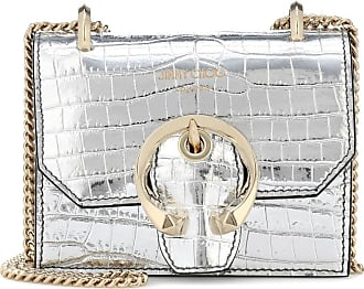 Jimmy Choo London Clutch Paris Mini in pelle stampata