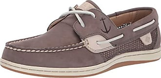 7226ca6e0b4e Sperry Top-Sider Womens Koifish Mesh Boat Shoe Grey 7 Medium US
