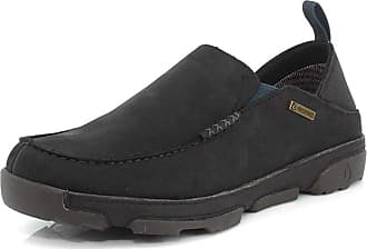 Olukai New Mens NaI WP Slip On Black/Black 8