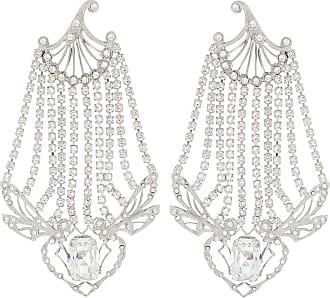 Paco Rabanne Crystal-embellished earrings