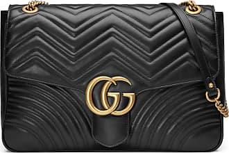 f63845f11 Gucci Bolso de Hombro GG Marmont Grande