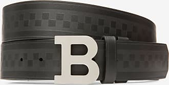 Bally B Buckle 40Mm Black 110