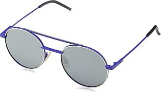 b72f3678ea Fendi Mens FF 0221 S T4 FF 0221 S T4 PJP 52 Rectangular Sunglasses