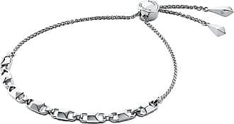 Michael Kors MKC1007AA040 Slider Mercer Link Silver