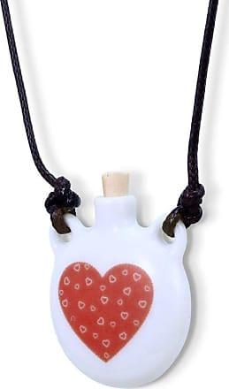 Design Medalhas Colar Aromático ou Porta Perfume Coração com Corações