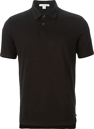 James Perse basic polo shirt - Black