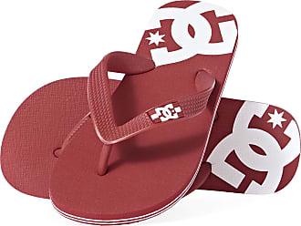 DC Spray - Flip-Flops for Kids - Flip-Flops - Men - EU 30.5 - Red