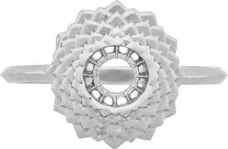 Zoe & Morgan Siebter Chakra-Silberring - MEDIUM - Silver