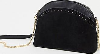 Pimkie moon bag with stud detail in black