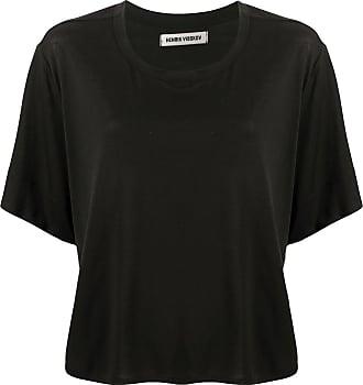 Henrik Vibskov T-shirt con spacchi laterali - Di colore nero