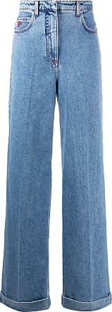 Philosophy di Lorenzo Serafini high rise wide leg jeans - Blue